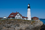 Peggie Strachan - Portland Head Light