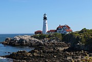 Terri Burbank - Portland Head Light