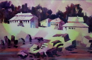 Maine Shore Painting Originals - Portland Maine by William Duncan