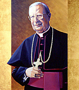 Dei Paintings - Portrait Alvaro Del Portillo by Marco Intra Sidola