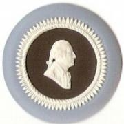 Color Reliefs - Portrait o f George Washington by Wedgwood