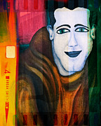 Portrait Of A Man 3 Print by Emilio Lovisa