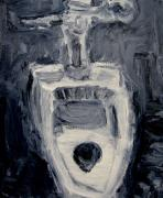 Cory Gene Mayes - Portrait of a Urinal