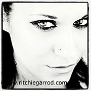 Bnw Art - #portrait #photoshoot #bnw #headshot by Ritchie Garrod