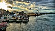 Nh Photos - Portsmouth Harbor by Edward Myers