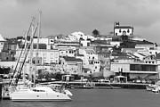 Portuguese City Print by Gaspar Avila
