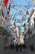 Portuguese Street Print by Gaspar Avila