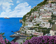 Cindy D Chinn - Positano Italy