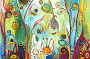 Jennifer Lommers Art - Possibilities by Jennifer Lommers