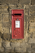 Mail Box Posters - Post Box Poster by Alex Rowbotham