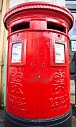 Pillar Box Prints - Post box Print by Tom Gowanlock