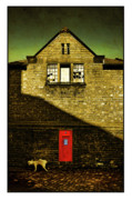 Pillar Box Prints - Postal Service Print by Mal Bray