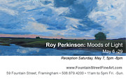 Roy Perkinson - Postcard