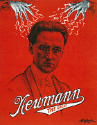 Magic Show Posters - Poster For Newmann The Great, George Poster by Everett