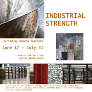 Industrial Strength - Poster