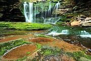 Adam Jewell - Pothole Falls