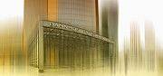 Commercial Digital Art Posters - Potsdamer Platz BERLIN I Poster by Melanie Viola