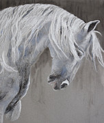Mane Pastels - Power and Grace by Kathryn Yoder