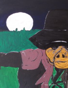 Scarecrow Originals - Power of the Moon by Diane Carsey