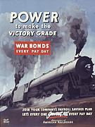 Railroad Workers Art - Power to Make the Victory Grade by Purcell Pictures