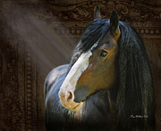 Ambassador Digital Art Prints - Powerful Paul the Legend Print by Terry Kirkland Cook