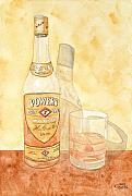 Powers Irish Whiskey Print by Ken Powers