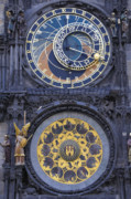 Astronomical Clock Originals - Prague by Lana Sundman