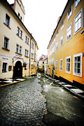 Prague Originals - Prague Side Streets 2 by Jessica Velasco