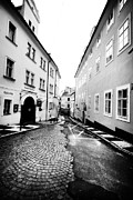 Prague Originals - Prague Side Streets 2b by Jessica Velasco