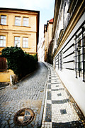 Europe Photo Originals - Prague Side Streets 3 by Jessica Velasco