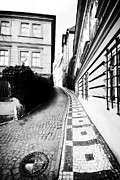 Europe Photo Originals - Prague Side Streets 3b by Jessica Velasco