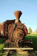 Judy Hall-Folde - Prairie Train