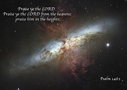 Heavens Art - Praise Him from the Heavens by Michael Peychich