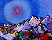 Tibet Originals - Pray For Peace In The World by Connie Valasco