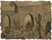 Judy Via-Wolff - Prayer In the Desert