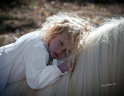 Storybook Prints - Precious Angel Print by Terry Kirkland Cook