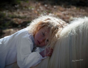 Storybook Prints - Precious Girl Print by Terry Kirkland Cook
