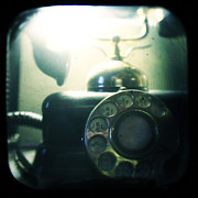 Antique Telephone Photos - Predecessor by Andrew Paranavitana