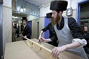 Jew Photos - Preparing Matzah Israel by Danny Yanai