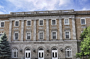Prescott Photo Metal Prints - Prescott Court House  Metal Print by Saija  Lehtonen