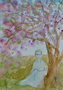 Tree Blossoms Originals - Presence I by Beverley Harper Tinsley