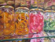 Lisa Boyd - Preserves Spanish Market
