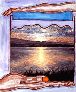 Sunset Greeting Cards Mixed Media Posters - Preserving The Memories Poster by Patrick J Murphy