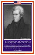 President Of The United States Digital Art - President Andrew Jackson by  BlackMoxi