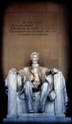 Emancipation Photos - President Lincoln by Skip Willits