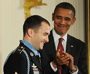 President Obama Applauds Print by Everett