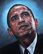 President Obama Originals - President Obama by Doug Norton