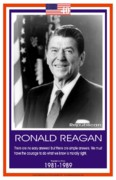 BlackMoxi   - President Ronald Reagan
