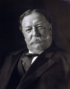 """william Howard Taft""  Posters - President William Howard Taft Poster by International  Images"