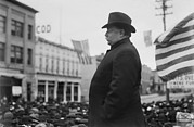 Speaking Photos - President William Taft 1857-1930 by Everett